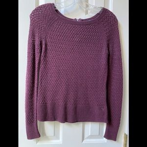 American Eagle outfitters farm burgundy size XS